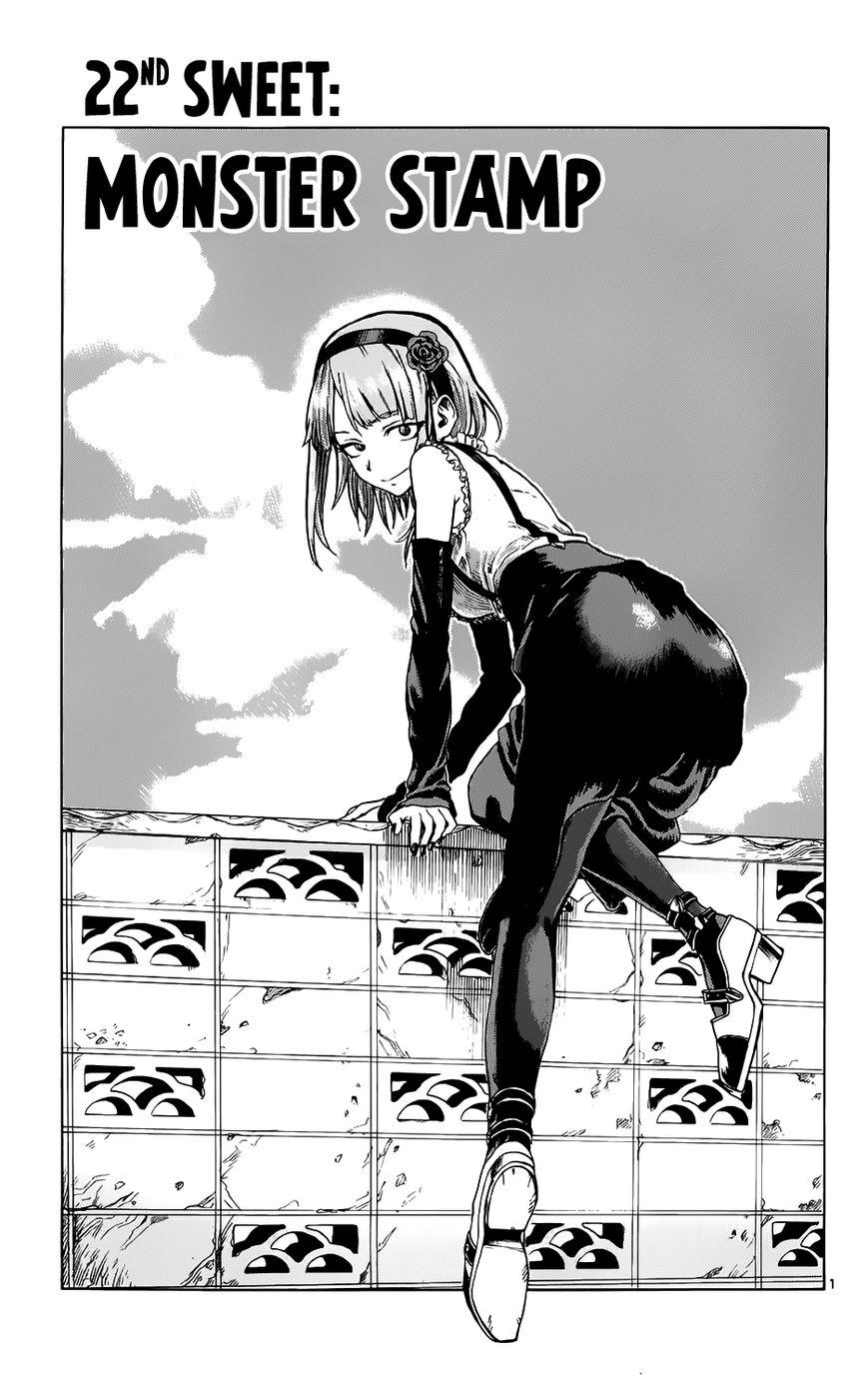 Dagashi Kashi 22 Page 2