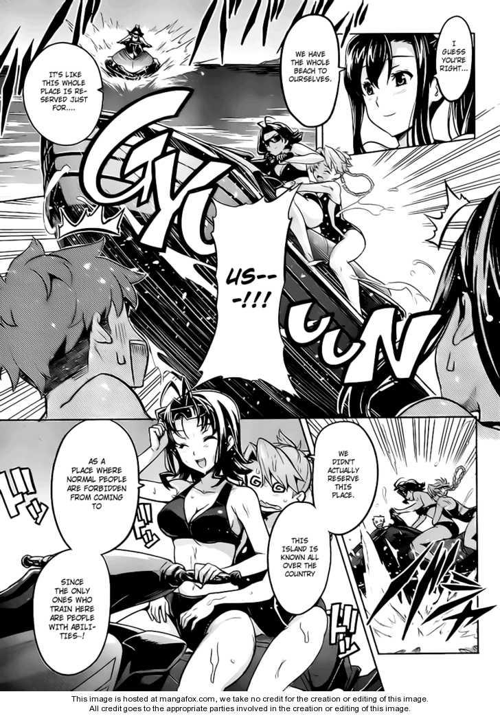 Maken-Ki! 28 Page 9