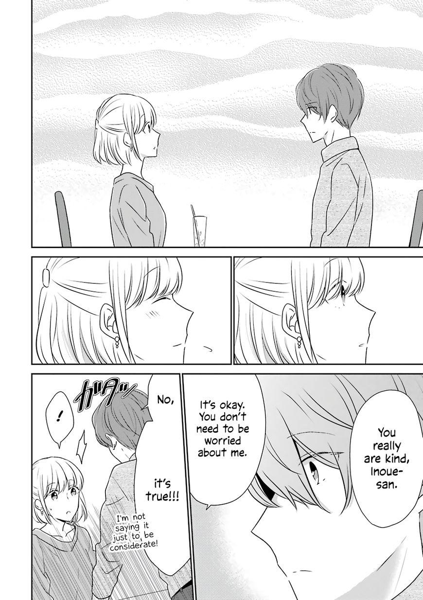 Arasa Dakedo, Hatsukoi desu. 10 Page 2