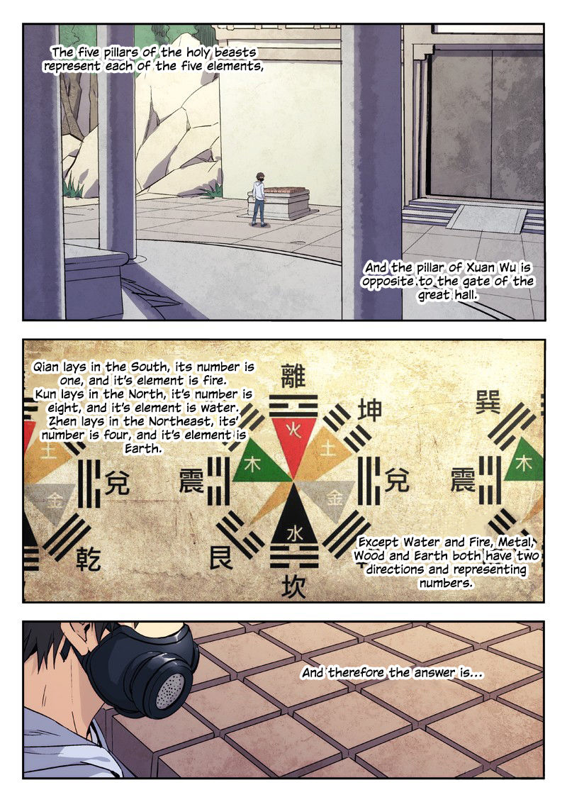 Martial Art Successor 4 Page 5