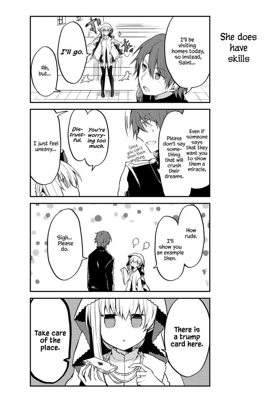 Shiro Seijo to Kuro Bokushi 1.5 Page 1