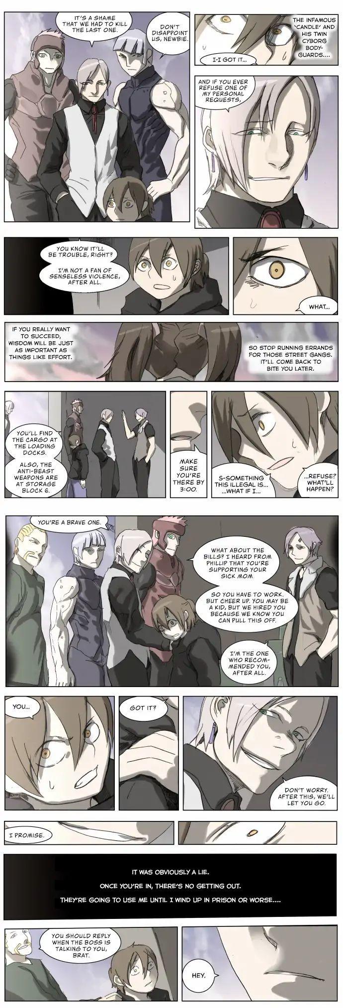 Knight Run 180 Page 1